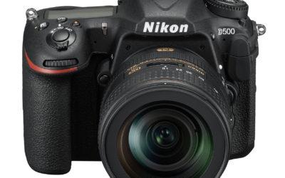 Nikon D500 je nov vrh zmogljivosti DX formata
