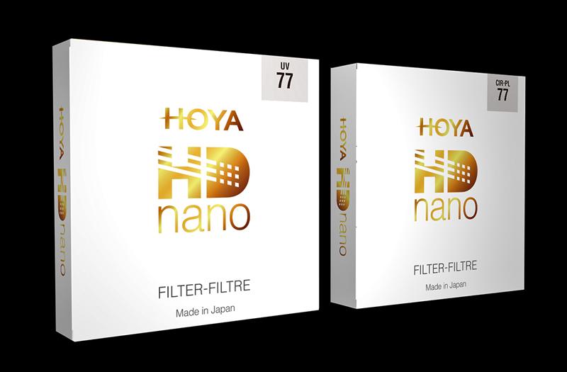 Filtri Hoya HD Nano