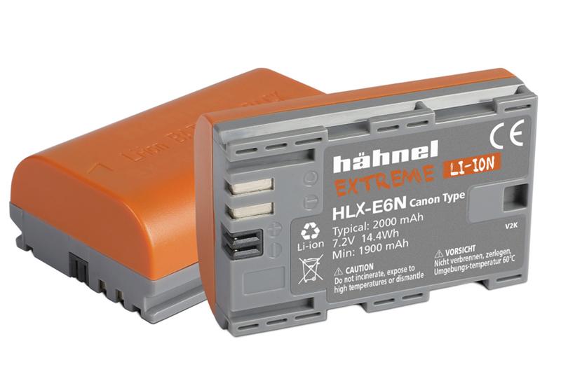 Hahnel Extreme baterije visoke kapacitete