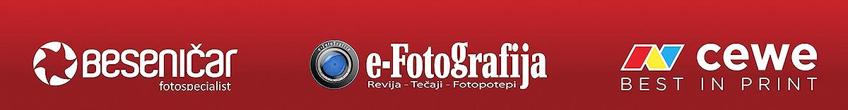 Razstava fotografij v trgovini Foto Beseničar